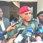 Ogun Police Commissioner, Kenneth Ebrimson