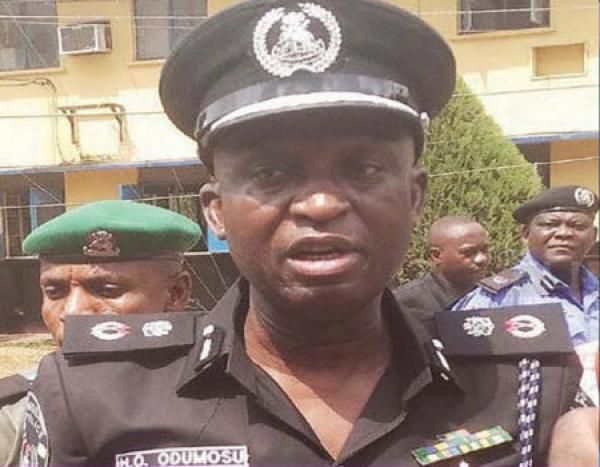 Lagos Police CP, Hakeem Odumosu