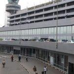 Lagos Airport