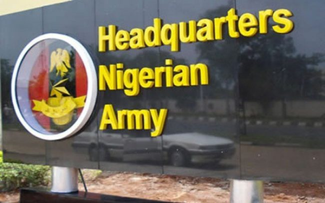 Nigerian Army Headquarters