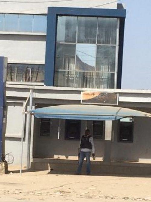 First Bank Mpape, Abuja