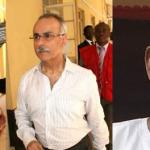 Olajide Oshodi, Ashok Israni and Anayo Nwosu