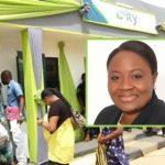 Unity Bank CEO, Mrs. Oluwatomi Somefun