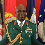 Brigadier-General, Charles Nengite