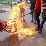 Shi'ites Protest Killing of Iranian In Abuja