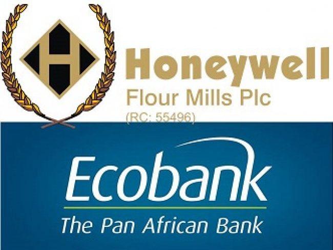 Ecobank, Honeywell Flour